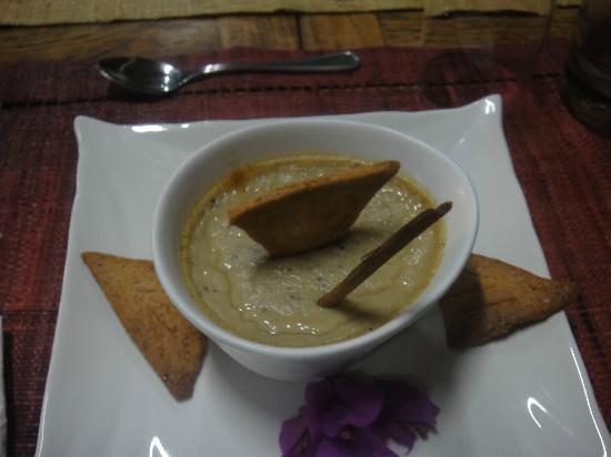 Antoremba - Lodge: la creme' e biscotti alla cannella