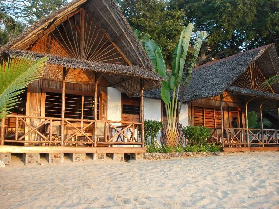 Antoremba - Lodge: bungalow al tramonto