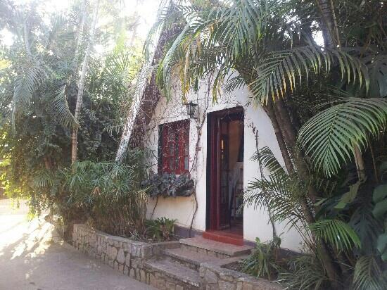 Le Lac Hotel : A bungalow