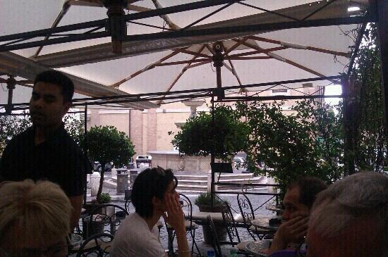 Dejlig caf? g Rom - Picture of Bottega del Caffe, Rome