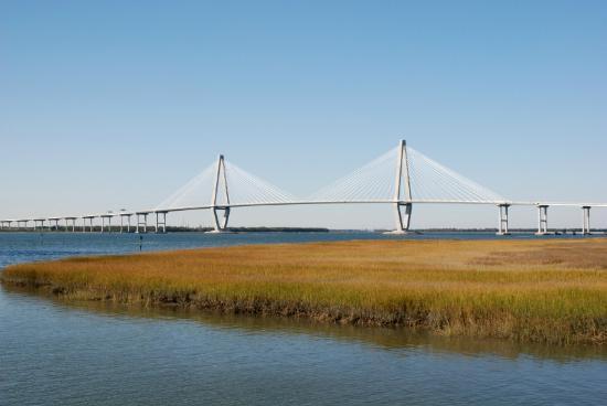 Charleston Area Convention Center: Arthur Ravenel Bridge