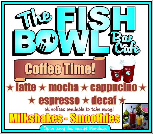 The Fishbowl Bar & Grill: The Fishbowl