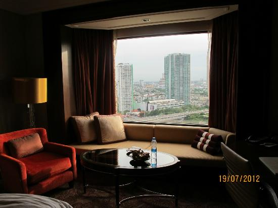 Shangri-La Hotel Bangkok: Room