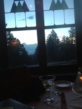 The Lodge Resort and Spa: view from Rebecca's