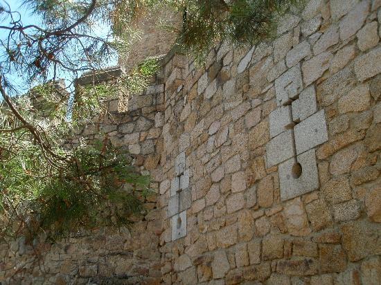 Manzanares el Real, Spagna: Cruces de Jerusalem