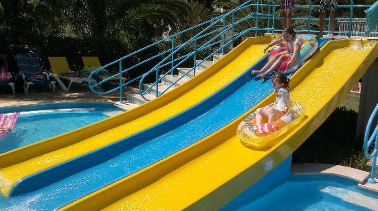 Alfagar Aldeamento Turistico: Kiddies pool water slides, Alfagar II complex