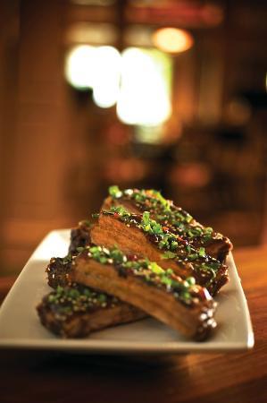 Zea Rotisserie & Grill: The Zea Thai Rib Stack