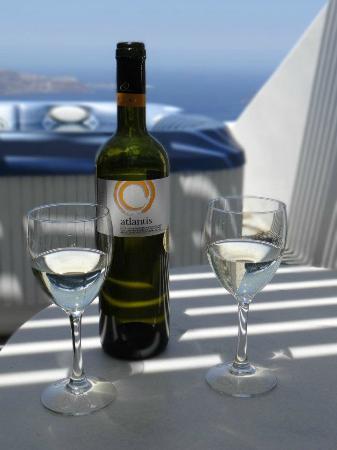 Andromeda Villas: Wine
