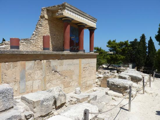 The Palace of Knossos 사진