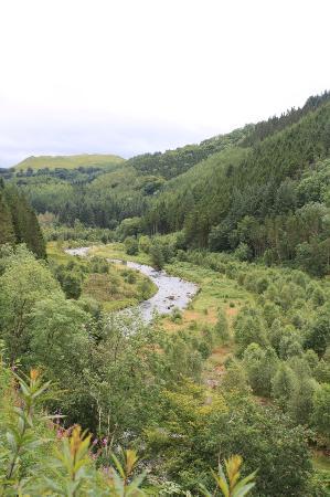 Hafod Uchtryd: Hafod - Lady's trail 3