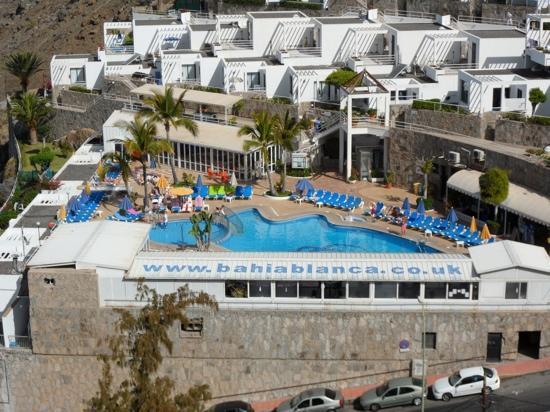 View of the sea from apartment picture of bahia blanca puerto rico tripadvisor - Bahia blanca puerto rico ...
