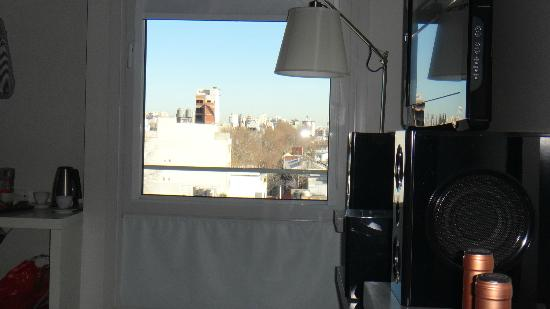 Own Palermo Hollywood: My room's view