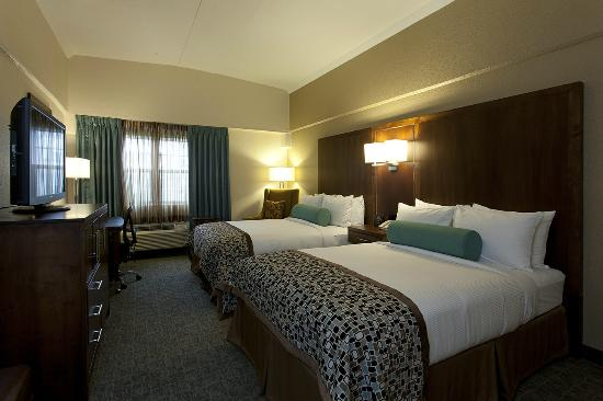 DoubleTree by Hilton Cape Cod - Hyannis: Relax in your comfortable accommodations