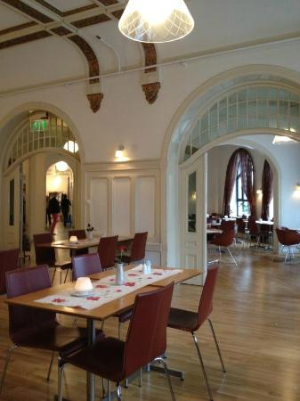 Scandic Scandinavie: The Breakfast Room