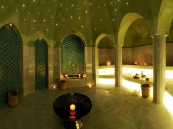 Palais Faraj Suites & Spa : Le Spa