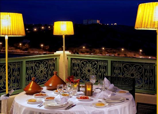 Palais Faraj Suites & Spa: La Terrace