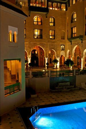 Palais Faraj Suites & Spa: Piscine