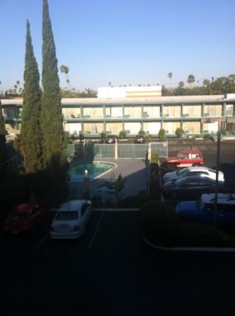 Travelodge Pasadena Central: pool