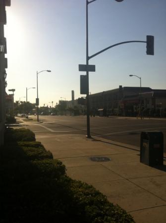 Travelodge Pasadena Central: street view
