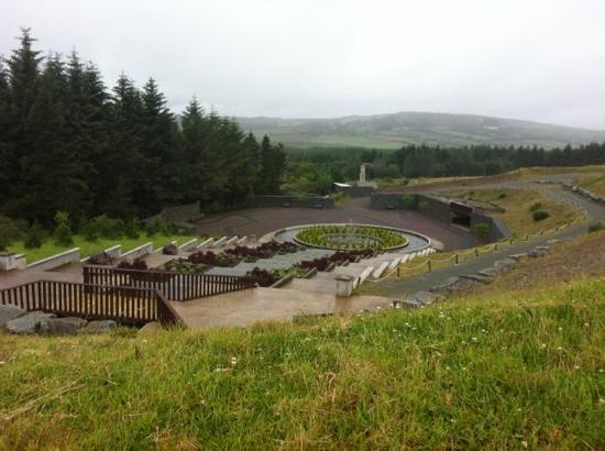 Millstreet Country Park: water garden