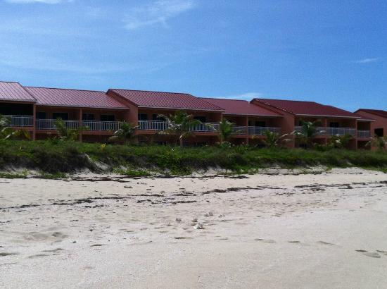 Bimini Sands Resort and Marina : On the beach
