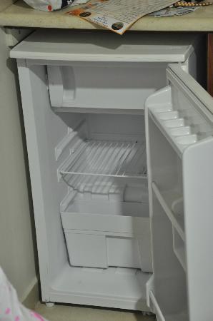 Aviv Spring Hostel: freezer