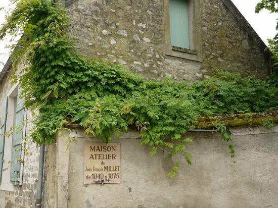 Millet's Studio (Atelier Jean-FrancoisMillet)