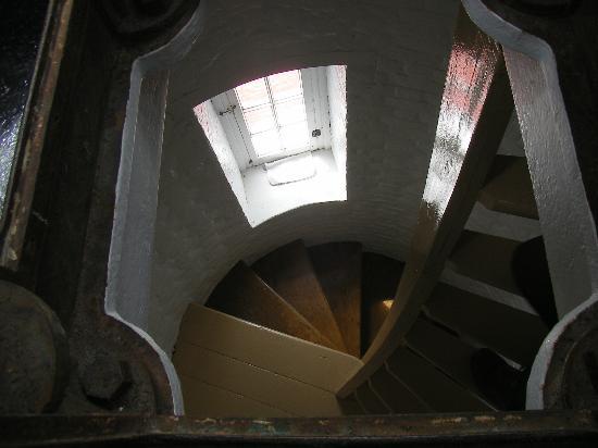 Phare du Pot à l'Eau-de-Vie: Le phare