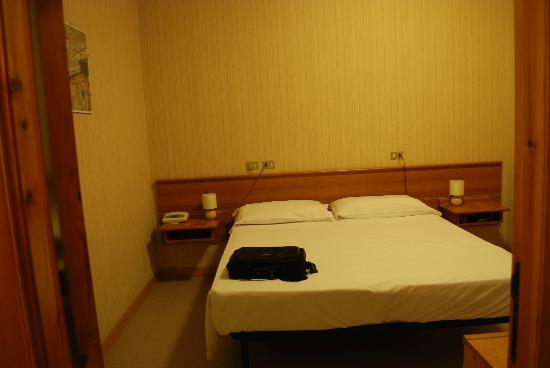 Hotel Residence Ulivi e Palme: baño