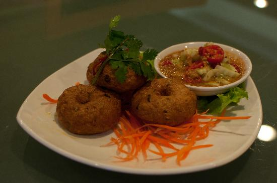 Suan Thai : Fishcake