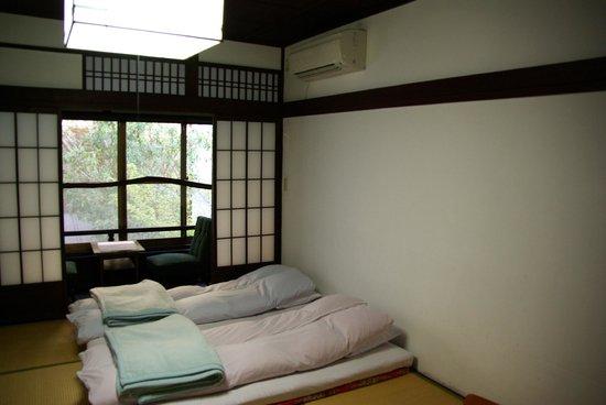 Ryoso Kawaguchi: Habitación Gojo
