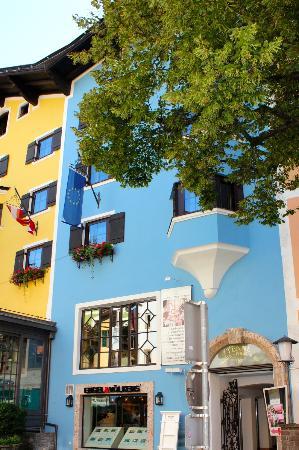Hotel Zur Tenne: Exterior