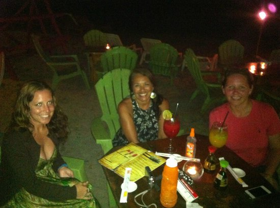 La Vela Latina: A night with family & friends, margaritas and good sushi