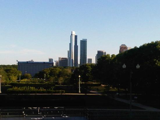 Chicago Segway Tour: City View