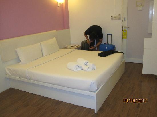 曼谷布達扣酒店照片