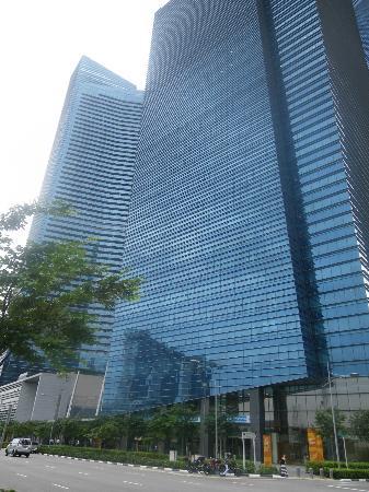 Marina Bay: Office block