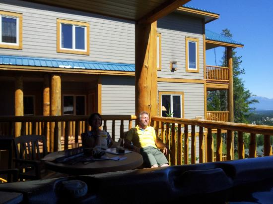 Northstar Mountain Village Resort: Balcony (F4)
