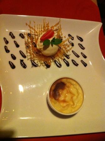 Tulip: dessert incroyable