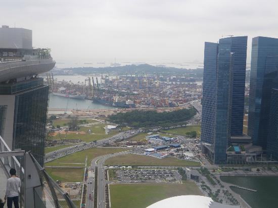 Marina Bay: The busiest container port in the world
