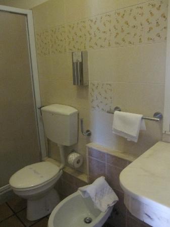 Hotel Villa Margherita: En suite