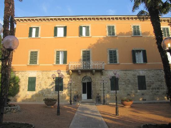 Hotel Villa Margherita: Hotel Villa Margherita