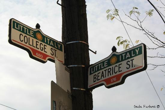 College Street