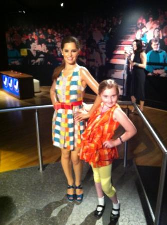 RockDene Hotel: Cheryl and Lily in Blackpool.