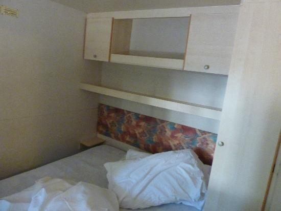 Camping Village Panoramico Fiesole: chambre parentale
