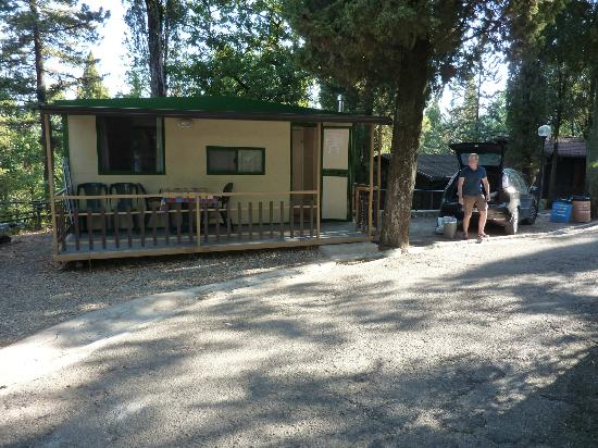 Camping Village Panoramico Fiesole : vue globale