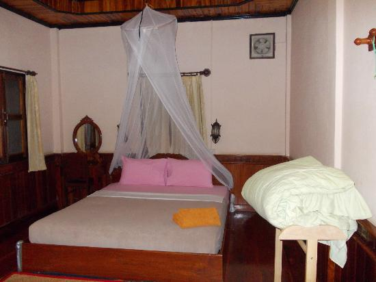 Thida Guesthouse : lovely spacious room