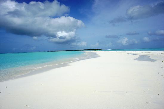 Den sørlige Ari-atollen: МЕЧТА - солнце,море,тишина!!!