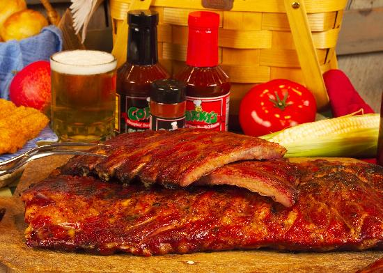 Corky's Ribs & BBQ, Pigeon Forge - Menu, Prices & Restaurant