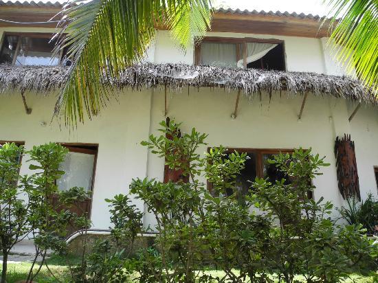Playa La Roca Ecohotel : Fachada del hotel
