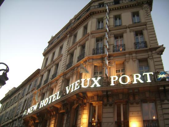 Ampoules à Nue Picture Of New Hotel Vieux Port Marseille - New hotel vieux port marseille